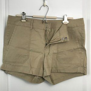 A.N.A | Tan Cargo Shorts